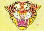 Old School Tiger