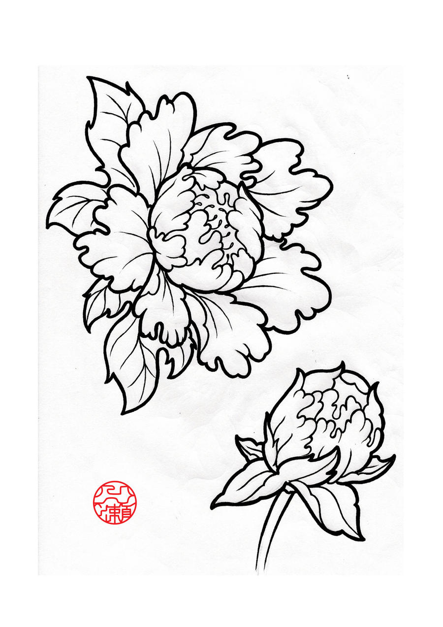 Peony flower isolated on white stock vector 368014568 shutterstock - Vector Peony Flower Isolated On White Background Element For