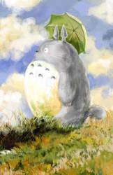 Impressionism Totoro