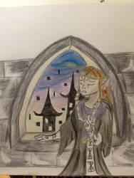 Twilight princess by Allicat1400