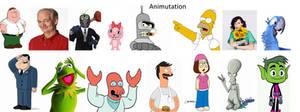 Fan Made Animutation Poster
