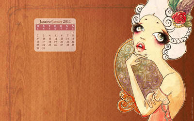 Calendario Jan 2011