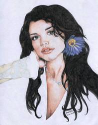 Alinne Moraes by samesjc