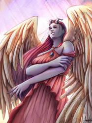 Angel Lady