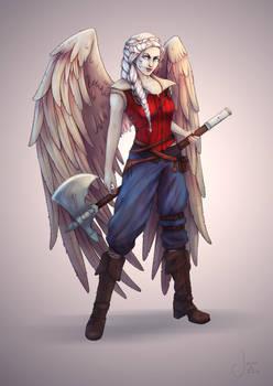 Zana DnD Character Commission