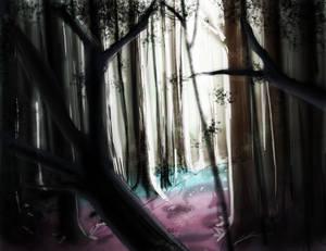 speed ish painting 1