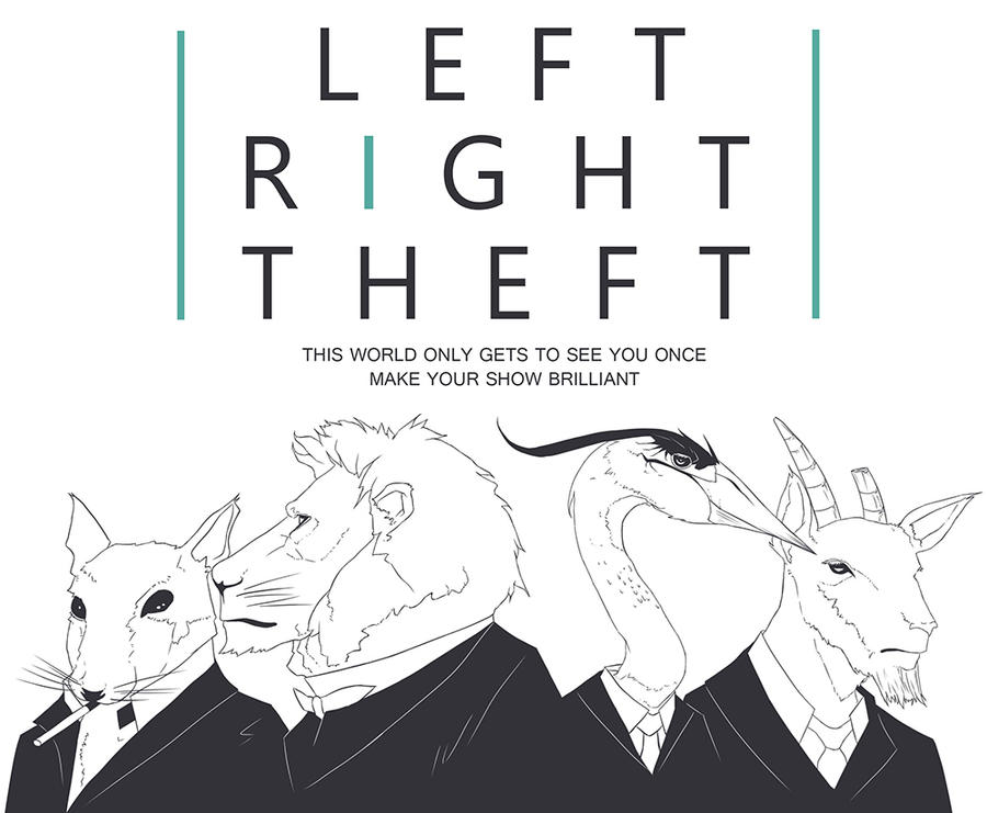 Left Right Theft by KidMars
