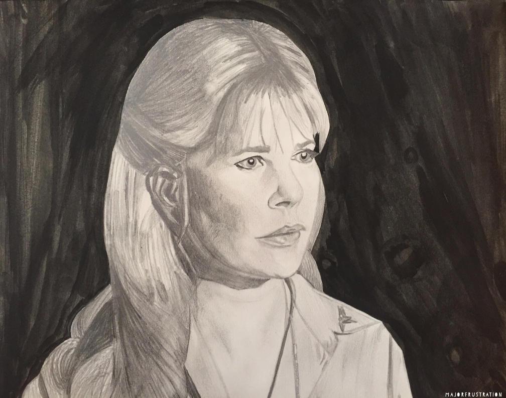 Major Margaret Houlihan by majorfrustration