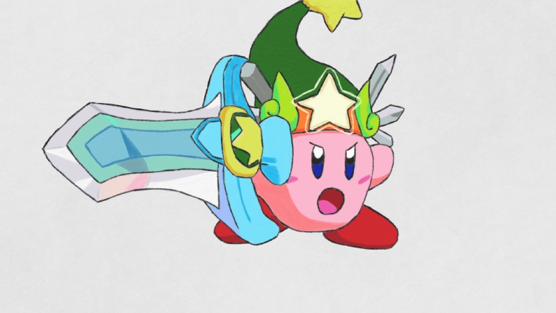 ultra sword kirby - photo #14