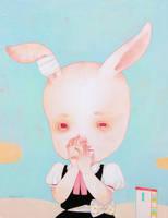The rabbit girl 3 by hikarishimoda