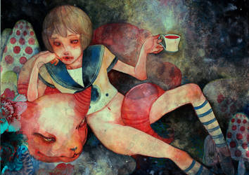 Alice by hikarishimoda