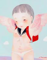 I don't want to fly by hikarishimoda