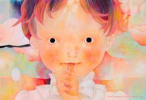 Now,Here I am. by hikarishimoda