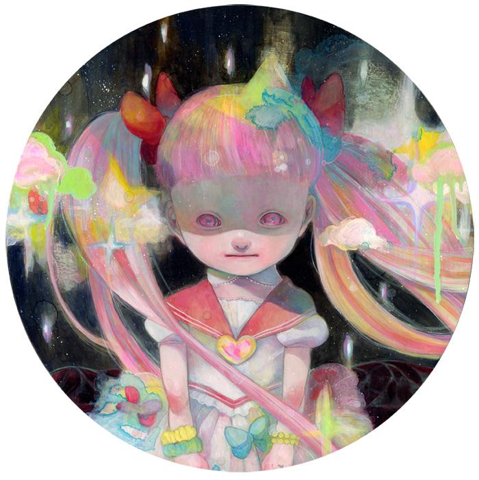 The magic by hikarishimoda