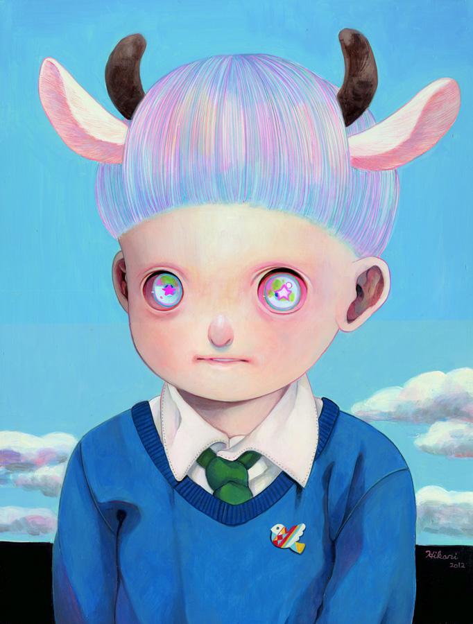 Children of this planet 3 by hikarishimoda