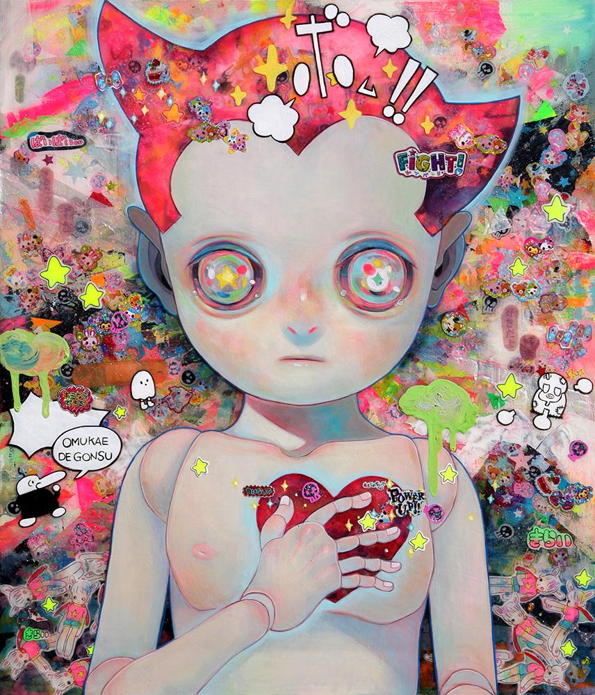 Astro Boy of 2014 by hikarishimoda