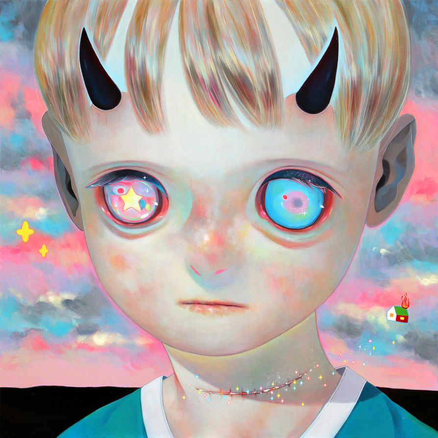Whereabouts of God #11 by hikarishimoda