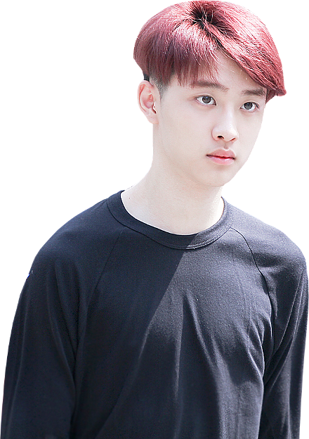EXO Kyungsoo [PNG] by Deerhansic on DeviantArt