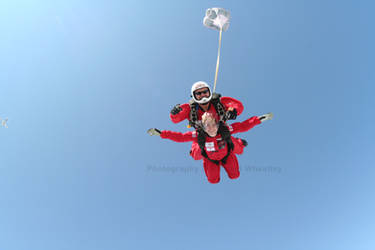 Charity SkyDive for the EAFA, Raising 1,720 GBP by ImLookingForTime