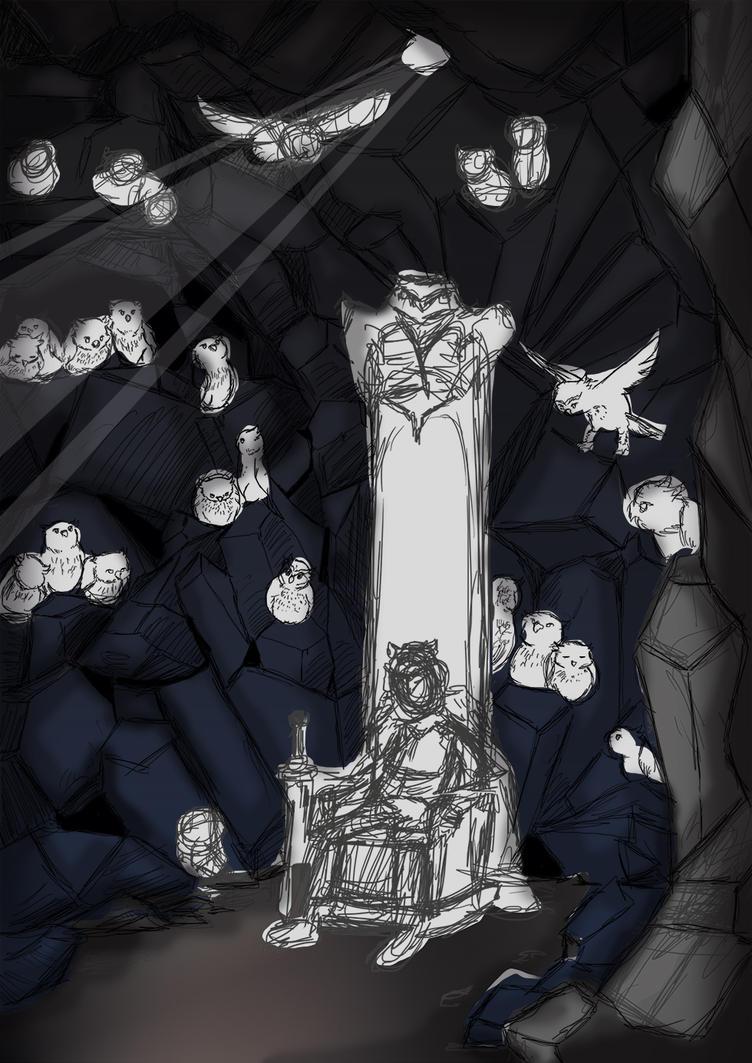 Lordkeeper of wisdom by stadyone