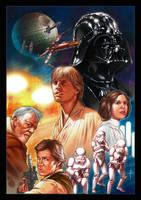 Star Wars - updated by CValenzuela