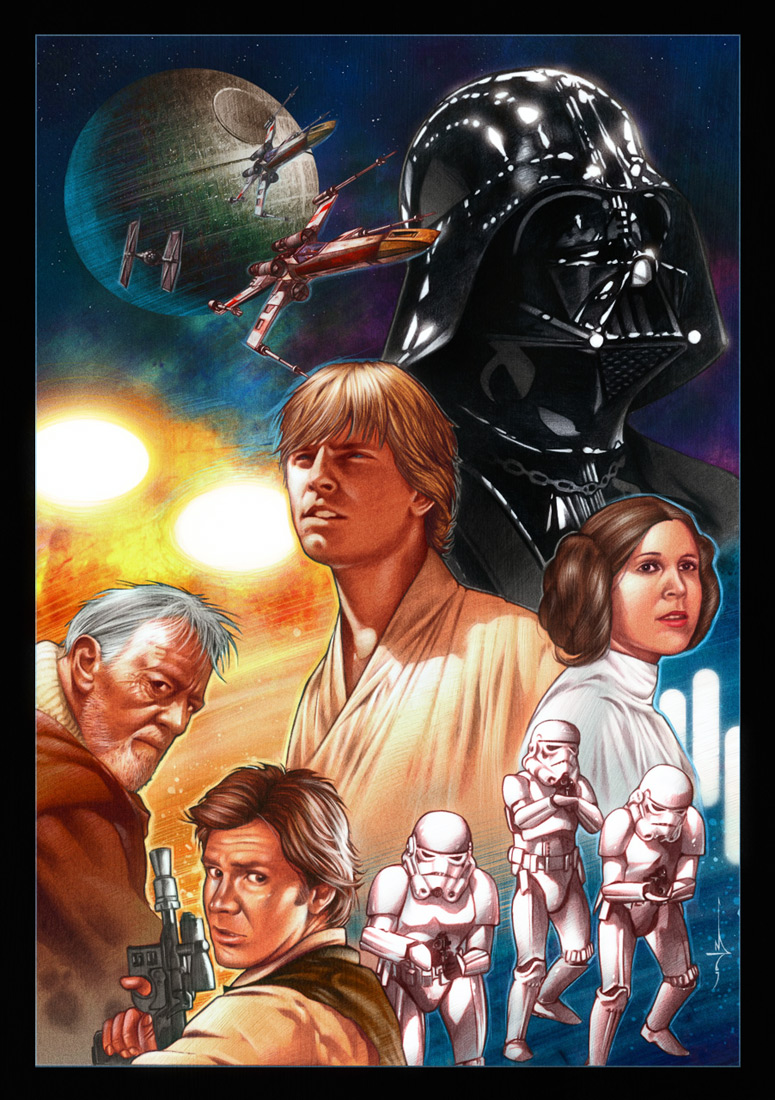 Star Wars - updated by Valzonline
