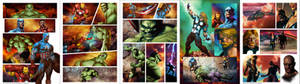 Marvel Heroes - Pages