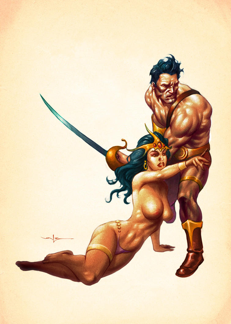 John Carter of Mars by Valzonline