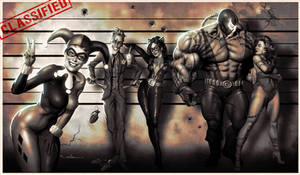 The Usual Suspects by CValenzuela