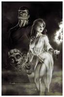 Waiting in the Dark by CValenzuela