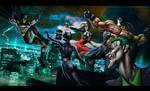 Batman - Gotham Madness