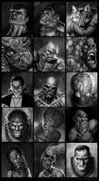 Monsters Rules by CValenzuela