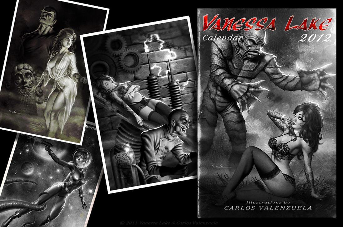 Vanessa's Calendar by Valzonline