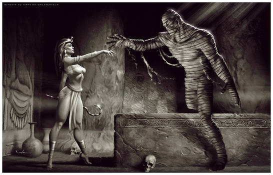 The Mummy Rises
