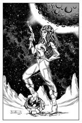 Space Ranger by CValenzuela