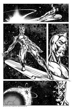 Silver Surfer - Sample