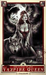 Vampire Queen by CValenzuela