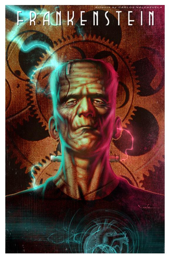 Frankenstein by Valzonline
