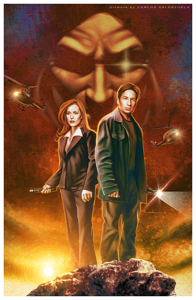 The X-FILES issue 5 by CValenzuela
