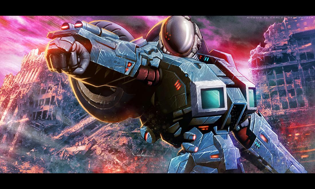 Cyclone Ride Armor