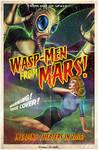 Wasp-Men From Mars
