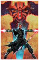 Darth Maul by CValenzuela
