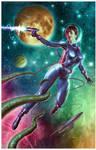Cosmic Ranger v2