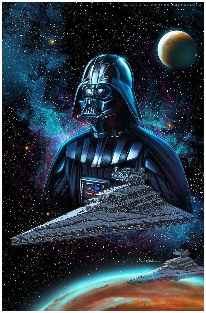 Darth Vader by Valzonline