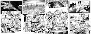 Transformers Pages
