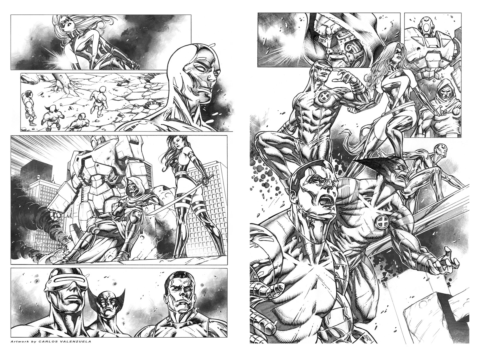 Marvel Sequential Samples