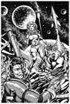 The Andromeda Outbreak by CValenzuela