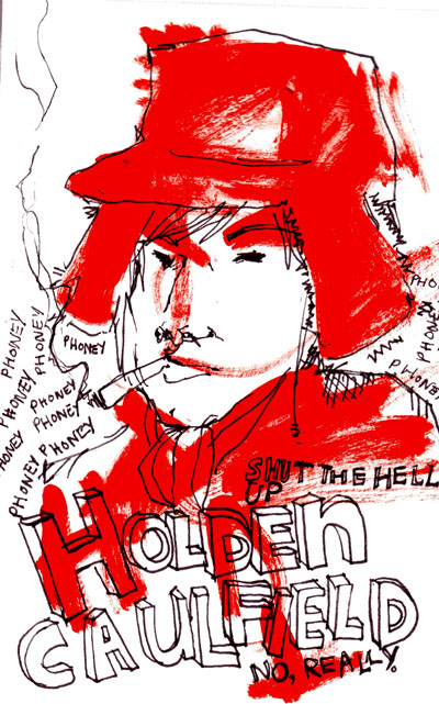 the post traumatic stress disorder of holden caulfield Mentally manipulated: holden caulfield and ptsd anonymous 12th grade one johns hopkins study determined that 81% of young adults have been exposed to a traumatic event, while 8% of those exposed have developed post.
