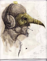 Gold Beak by ljk-89