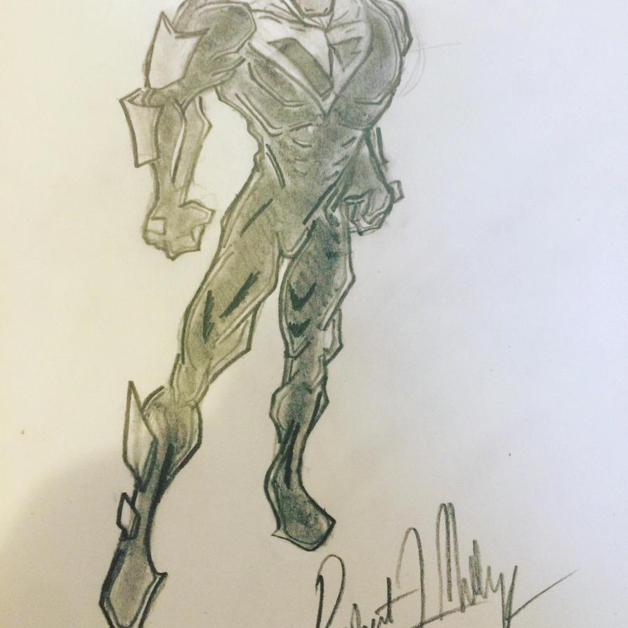 Superman Beyond by BlackMambaMs